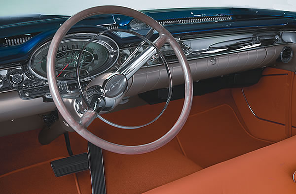 1957 Oldsmobile Fiesta Wagon 5