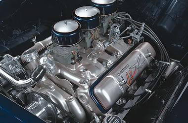 1957 Oldsmobile Fiesta Wagon J2 Rocket engine 3