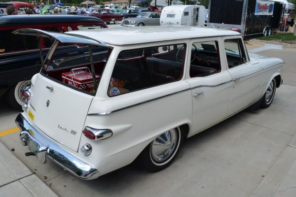 1961 Studebaker Lark wagon