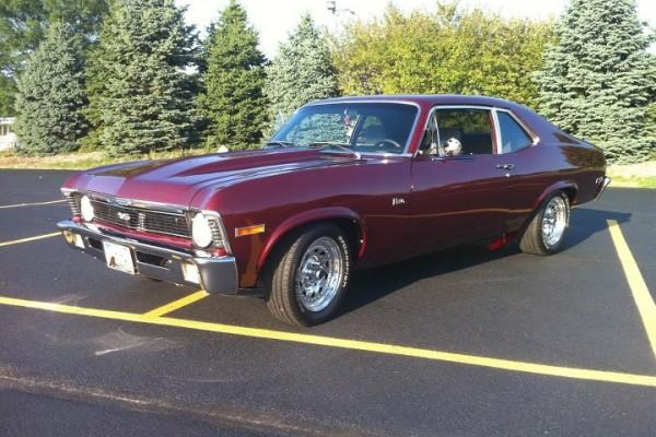 1971 Chevy Nova