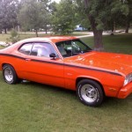 1974 Plymouth Duster - Chad S