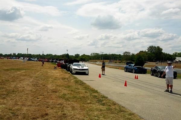 Camaro5 Fest, Track Day