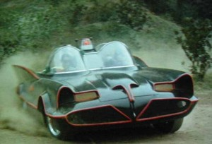 Batmobile, 1955 Lincoln Futura
