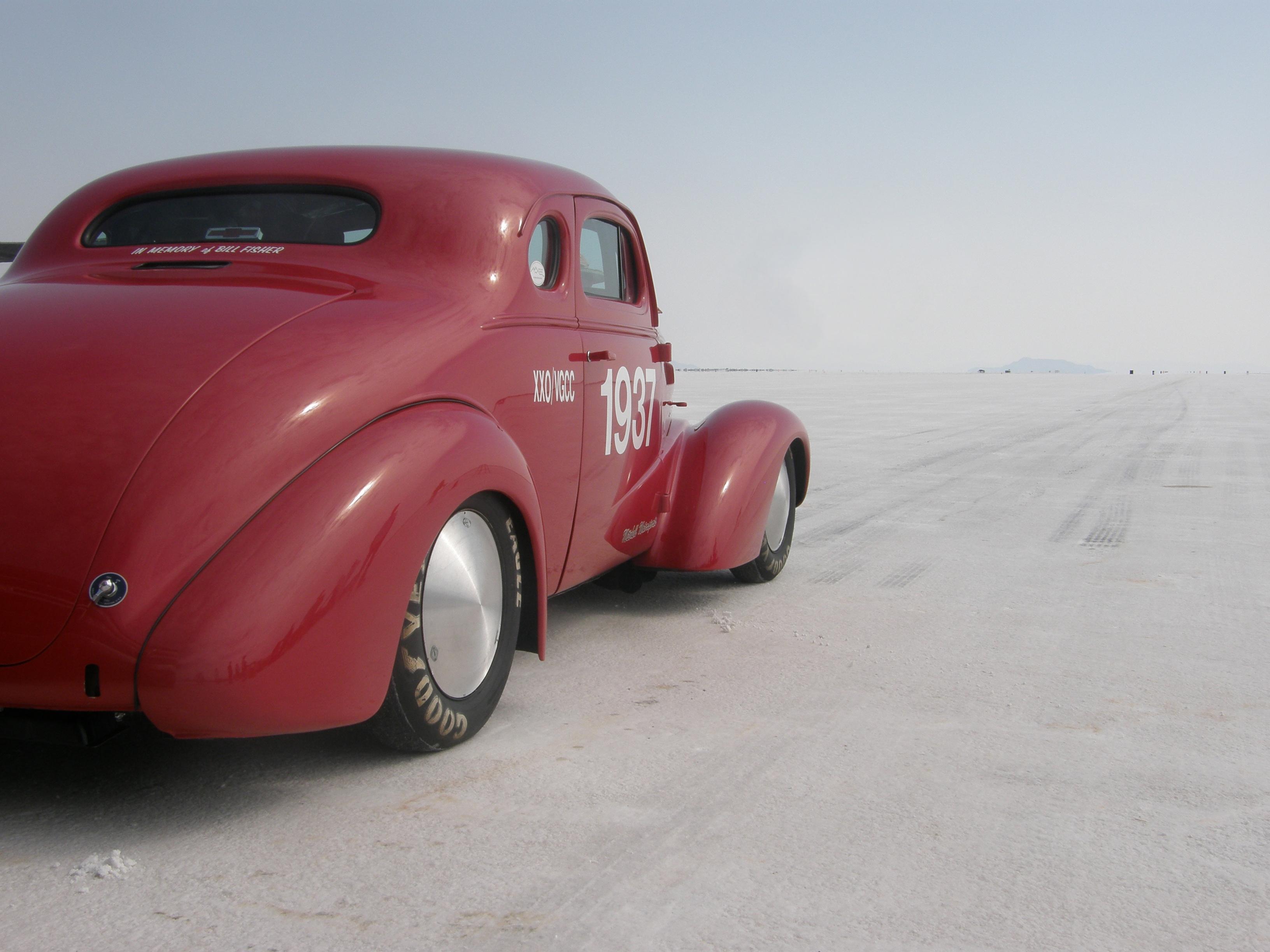 Bonneville Salt Flats Speed Week 2012