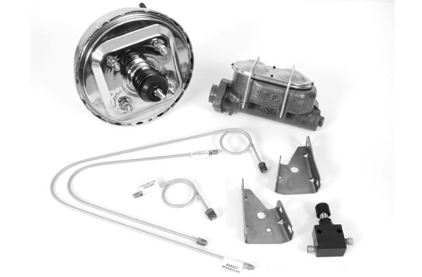 Summit Racing Disc Brake Conversion Kit, Master Cylinder