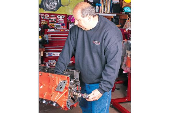 Installing a Mopar Performance solid lifter camshaft