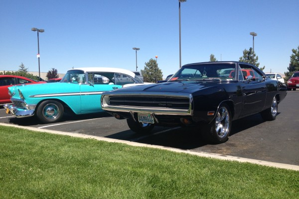 Charger and Chevy - Summit Sparks Tuesday
