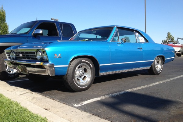 Chevelle SS - Summit Sparks Wednesday