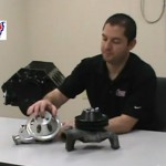 Video: Choosing a Water Pump for a Small Block, Big Block Chevy V8 Engine