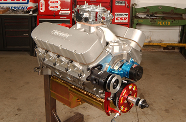 565 To Go: How Summit Racing's 565 Big Block Anvil Came