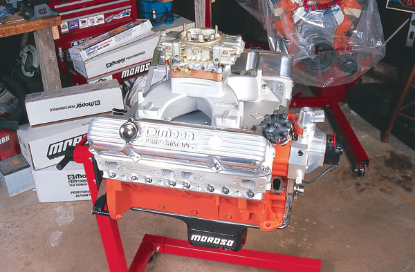 Mopar 440: The Making of a Mean Big Block Mopar - OnAllCylinders