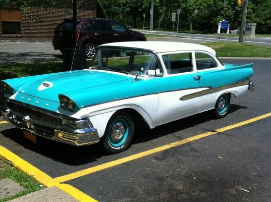 Custom 1958 Ford Fairlane