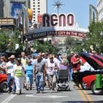 Hot August Nights Kicks Off in Reno