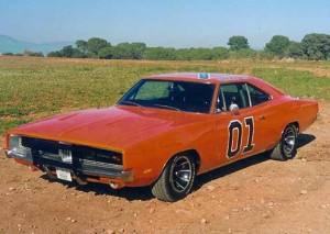 Dukes of Hazzard, General Lee