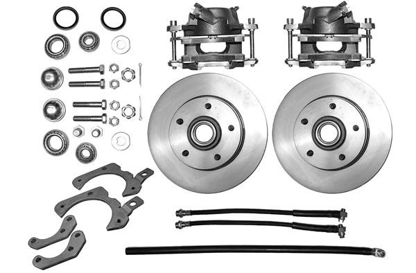 Disc Brakes Made Easy: Summit Racing's Disc Brake Conversion Kits