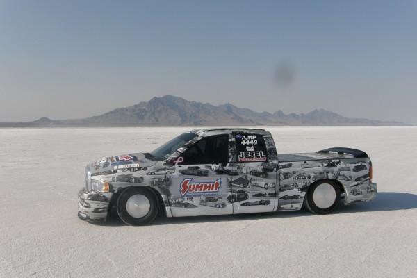 Bonneville Salt Flats, Jason Line, 2012