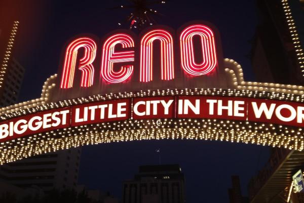 Reno Sign