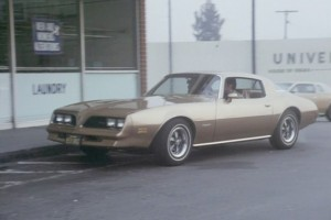 Rockford Files, 1974 Pontiac Firebird Esprit