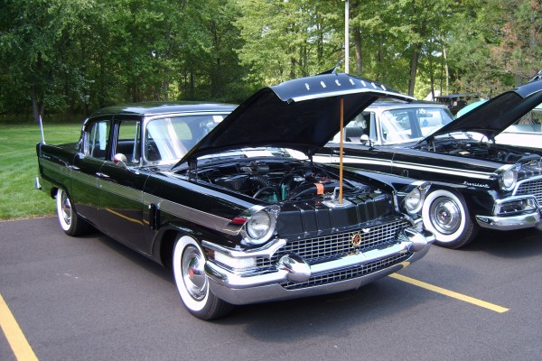 Black Packard