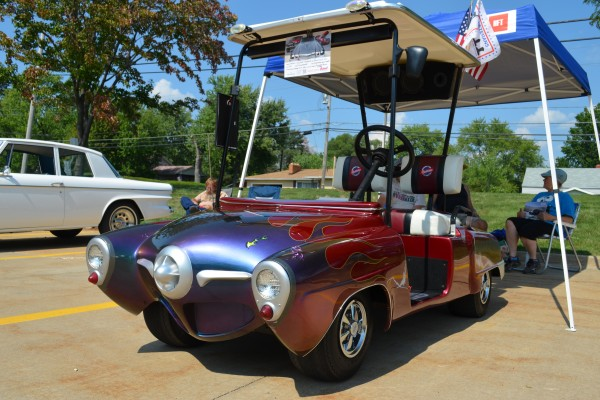 Studebaker golf cart