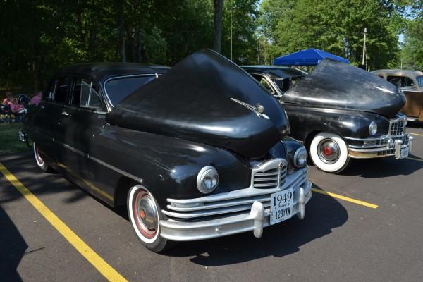 Black Packard