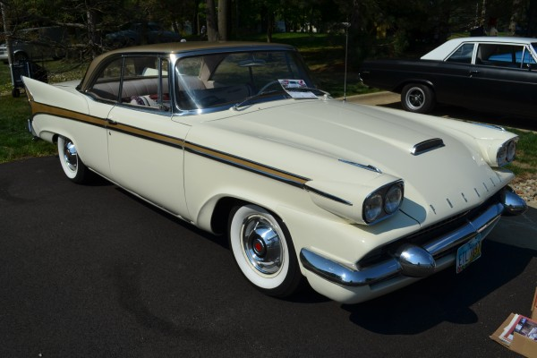 White Packard