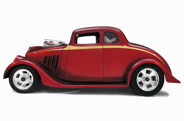 Beautiful Noise Al Nosse S 1933 Willys 77 Coupe Onallcylinders