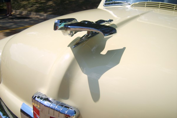Nash hood ornament