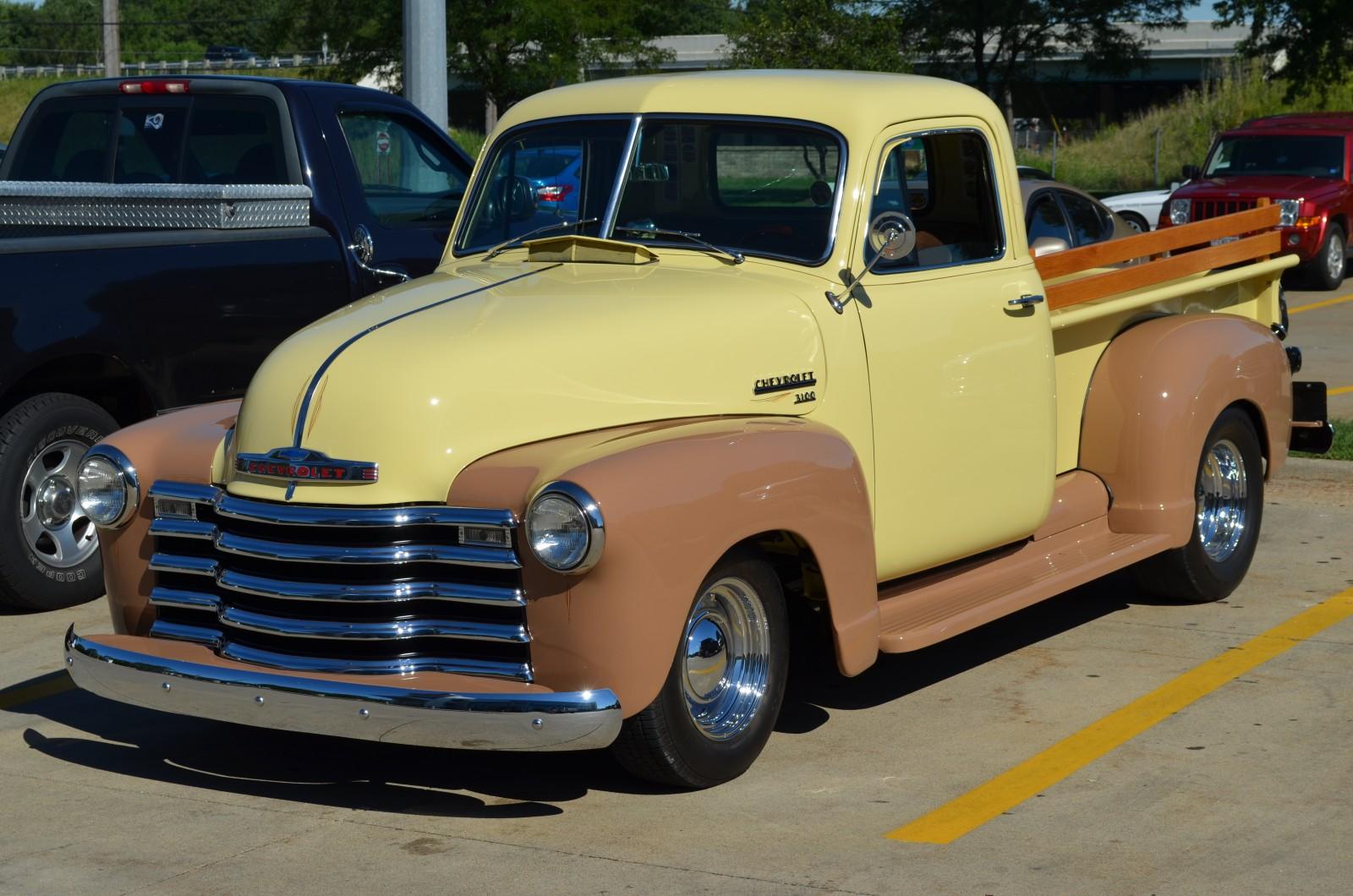 Lots Shots  1952 Chevrolet 3100 Series Truck