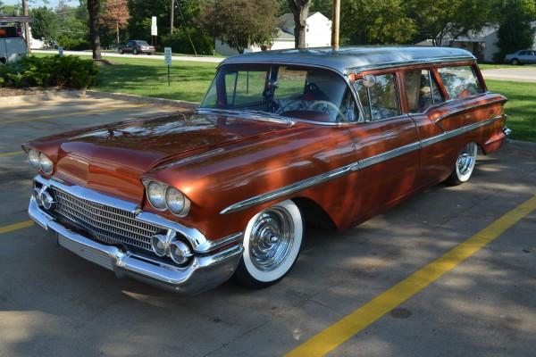 1958 Chevy Nomad, 3_4