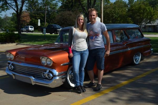 1958 Chevy Nomad