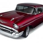 Reborn: Jeff and Trish Melnichenko's 1957 Chevy Bel Air