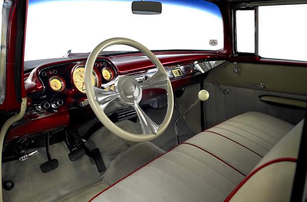 Reborn Jeff And Trish Melnichenko S 1957 Chevy Bel Air