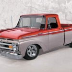 1964 F100, front 3_4