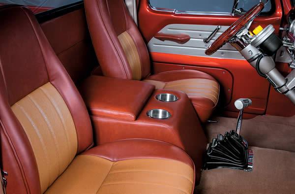 1964 F100, interior