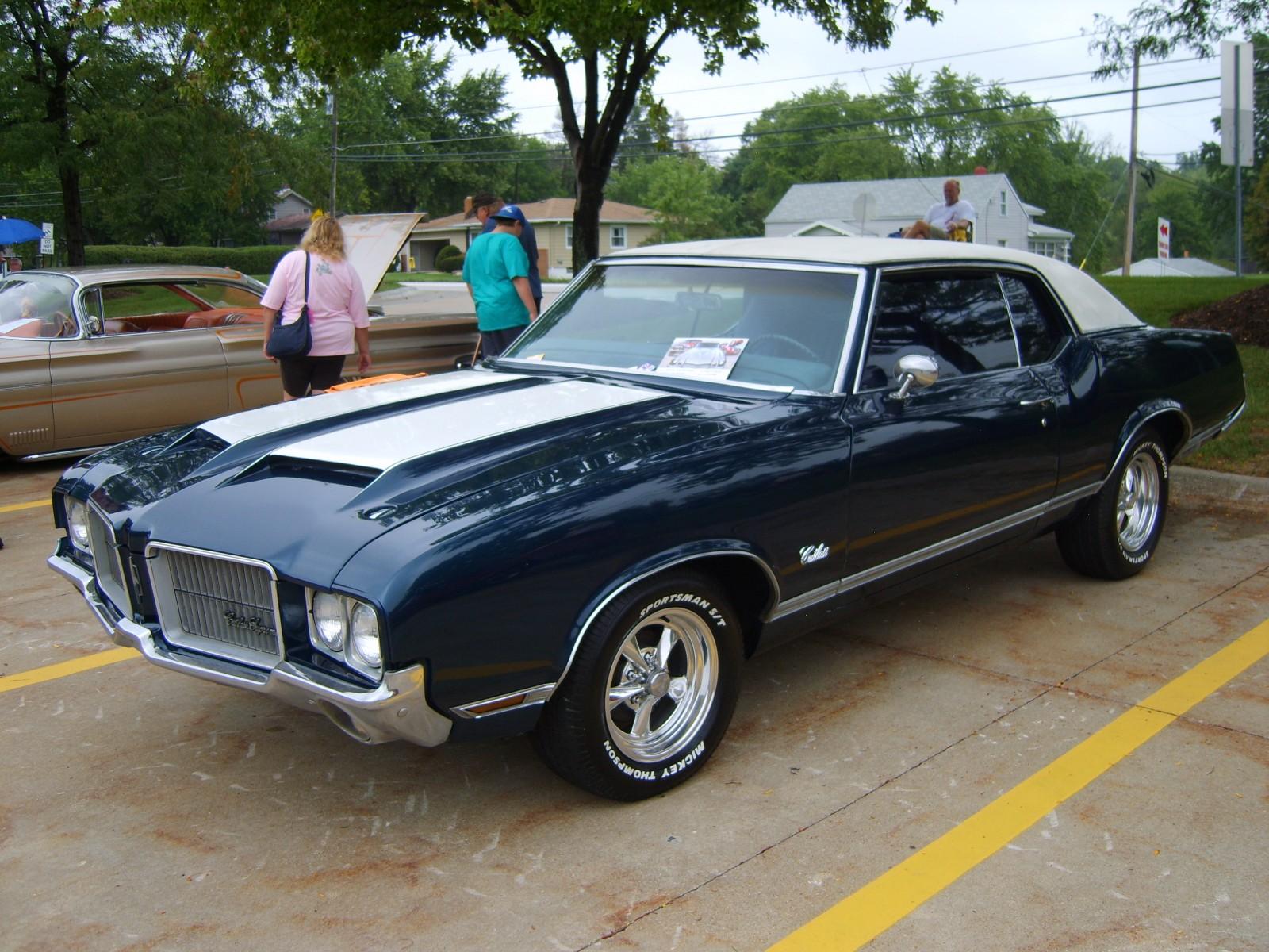 Olds Cutlass X on 04 Pontiac Grand Prix