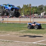 Video: Runte Sets Guinness World Record for Monster Truck Jump