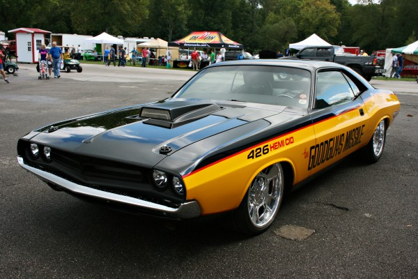 Good Guys Dodge Challenger