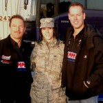 Team Summit Drivers Will Visit Troops Overseas for Third Straight Year