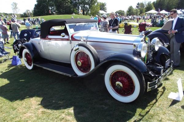 1930 Stutz Model MB