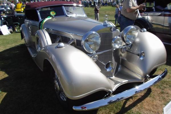 1938 Mercedes-Benz Model 540K Special Tourer