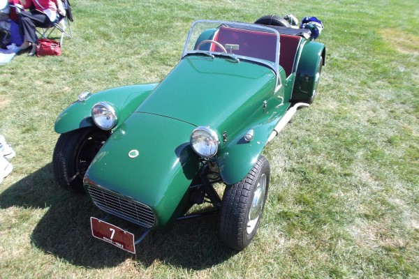 1962 Lotus Seven A, Series 2 Roadster