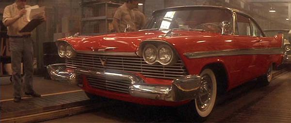 1958 Plymouth Fury - Christine