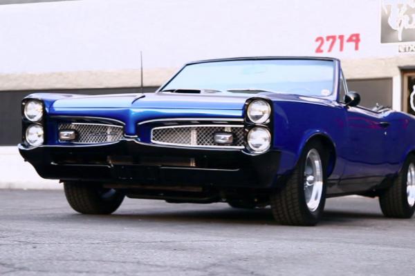 Counting Cars, 1967 Pontiac GTO