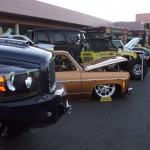 SEMA Show Photo Gallery: Gettin' Ready!
