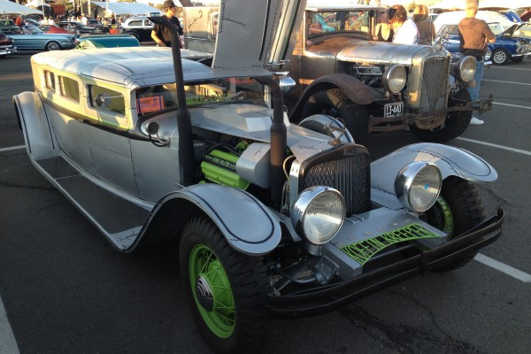 Rat Rod Grand Sierra Resort Tuesday
