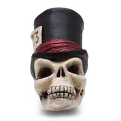 Skull Top Hat Shift Knob