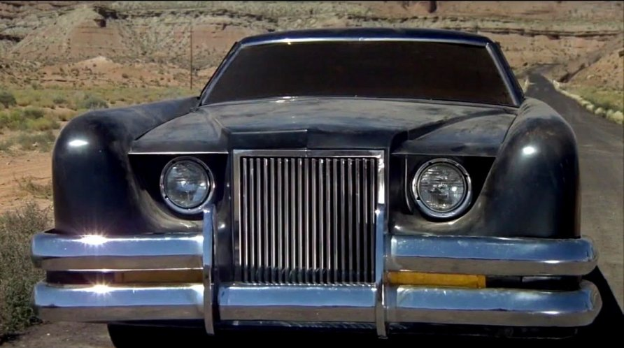 1971 Lincoln Continental Mark III from The Car