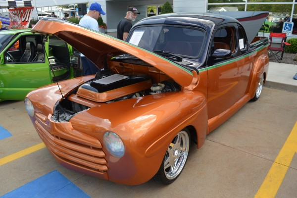 1946 Ford Ute