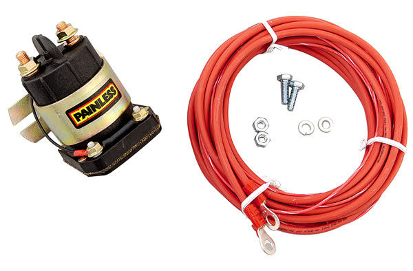 How to Choose an Alternator - OnAllCylinders  Amp Alternator To Battery Wire Harness on